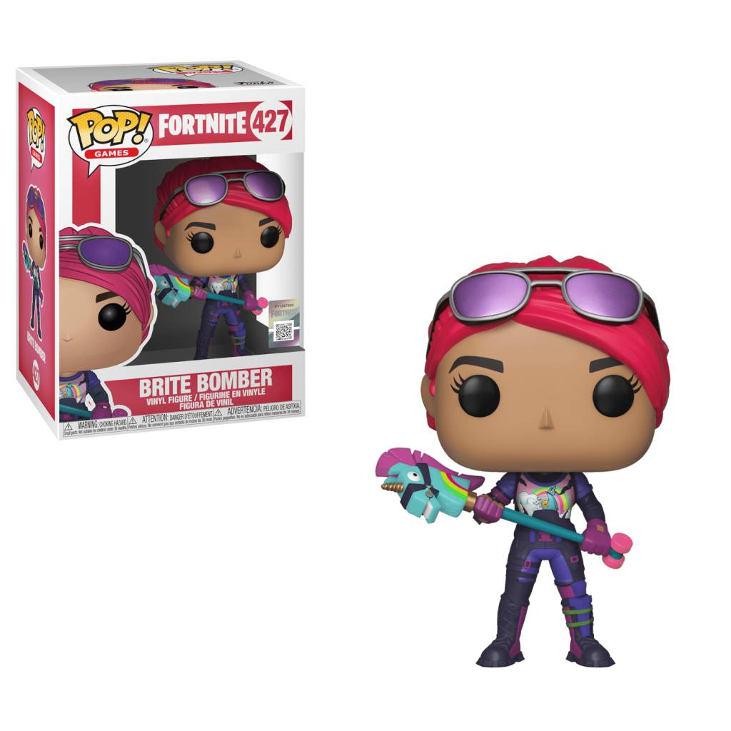 POP VG Fortnite Brite Bomber