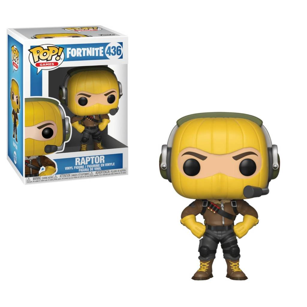 POP VG Fortnite Raptor