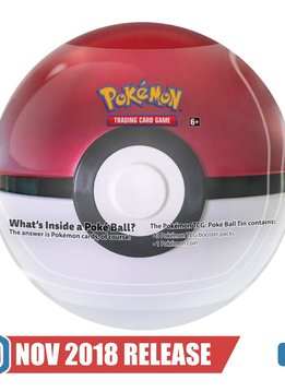 Pokemon Pokeball Tin Wave 1