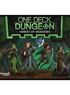 One Deck Dungeon Forest of shadows FR