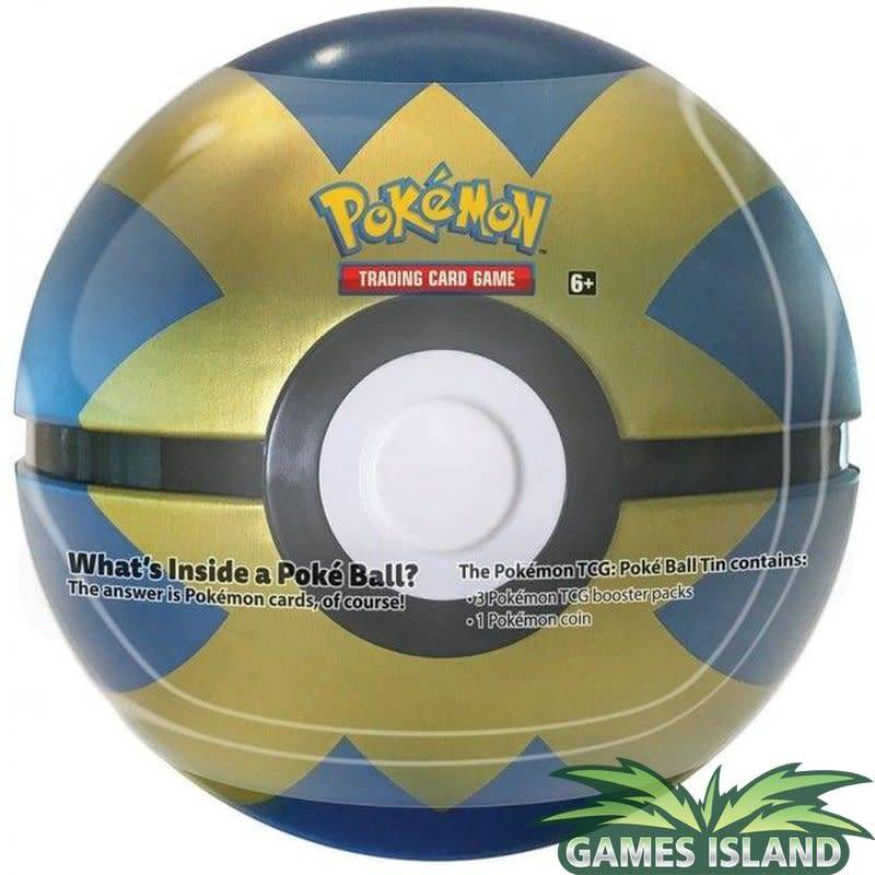 Pokemon Quickball Tin Wave 1