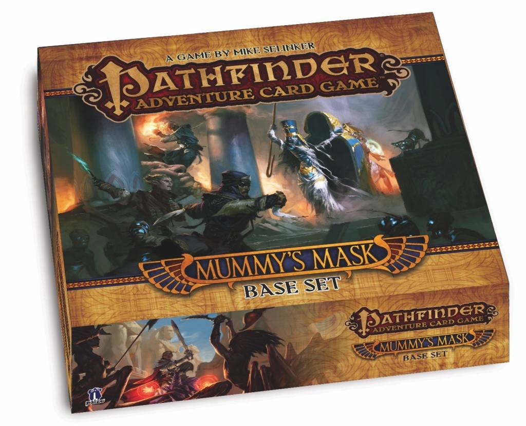 Pathfinder Adventure Card Game - Mummy's Mask Base Set