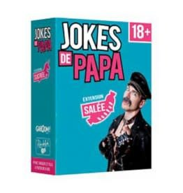 Jokes de Papa - Salé