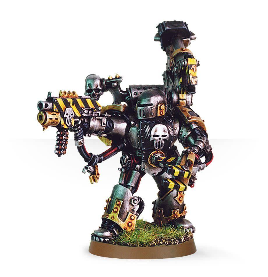 Iron Warriors Warsmith (Web Exclusive)