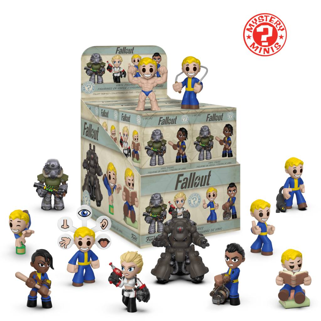 Mystery Minis Fallout