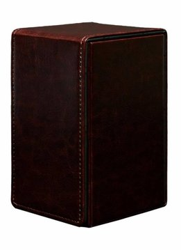 Deck Box Alcove Tower Cowhide