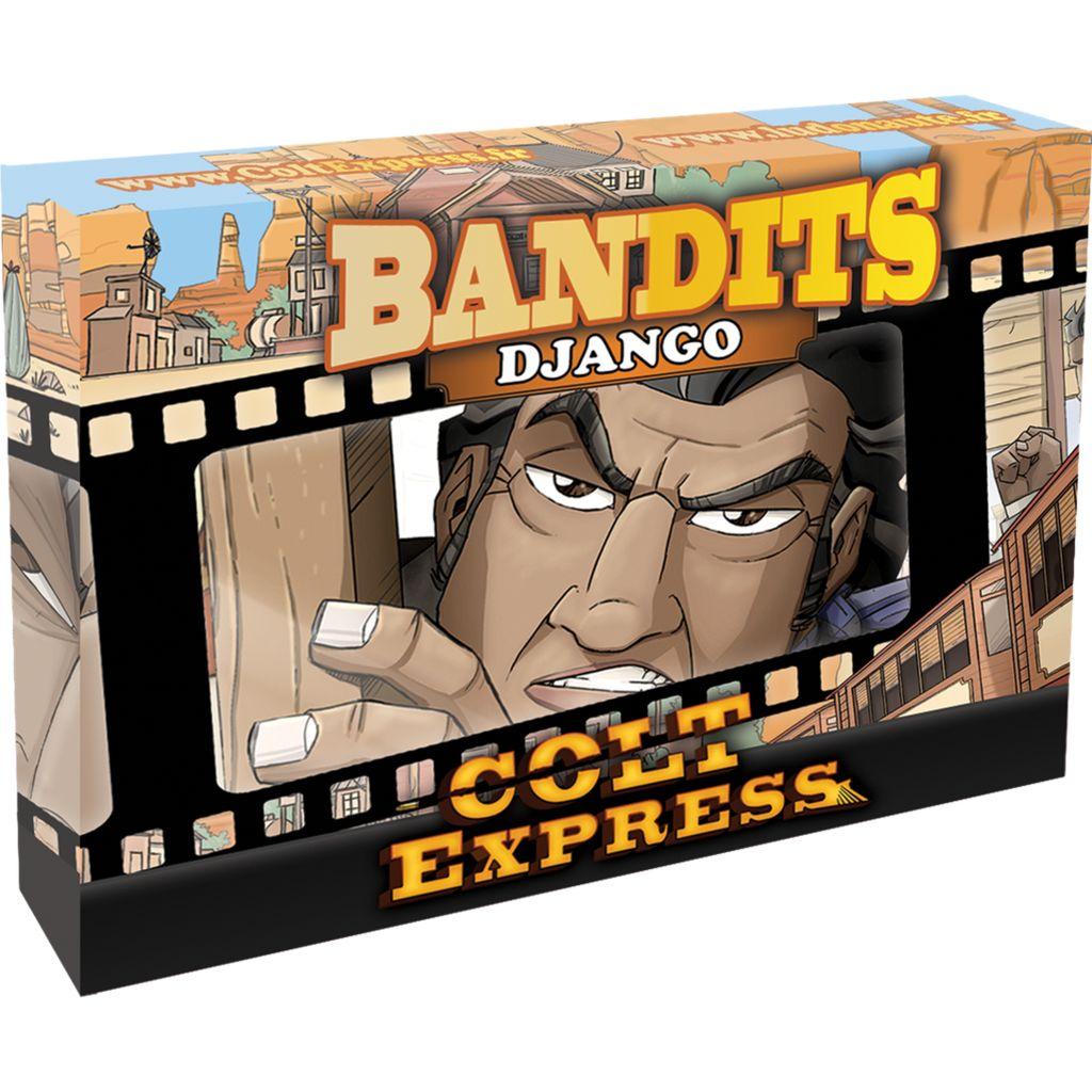 Colt Express Bandit Pack - Django Expansion Multi