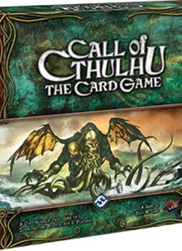 playing cards Call Of Cthulhu