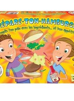Prépare ton hamburger