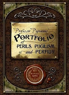 Professor Pugnacious' Portfolio of Perils, Pugilism and Perf