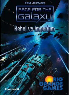 Race for the Galaxy: Rebel vs Imperium Exp.