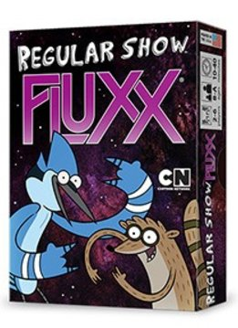 Regular Show Fluxx Future Pack