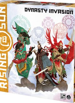 Rising Sun: Dynasty Invasion With Extras
