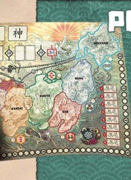 Rising Sun: Playmat Board