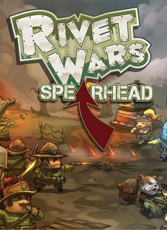 Rivet Wars Spearhead EXP.