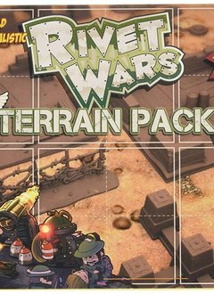 Rivet Wars Terrain Pack