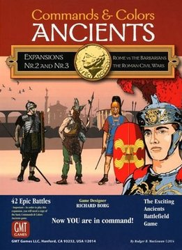 Roman Civil Wars: C&C Ancients