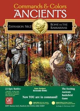 Rome vs the Barbarians: C&C Ancients