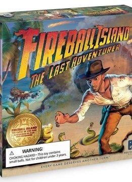 Fireball Island - The Last Adventurer Exp.