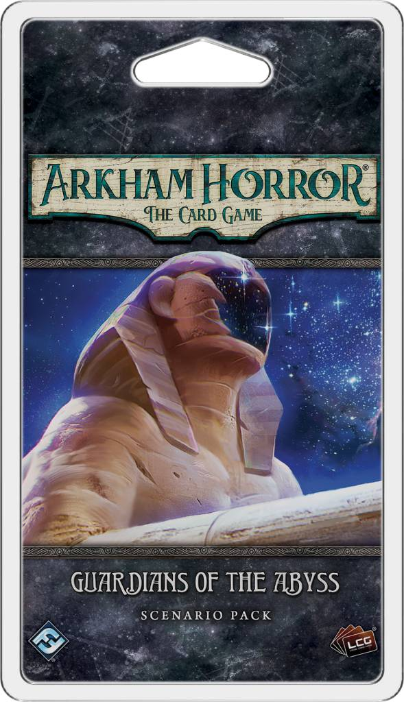 Arkham Horror - Guardians of the Abyss