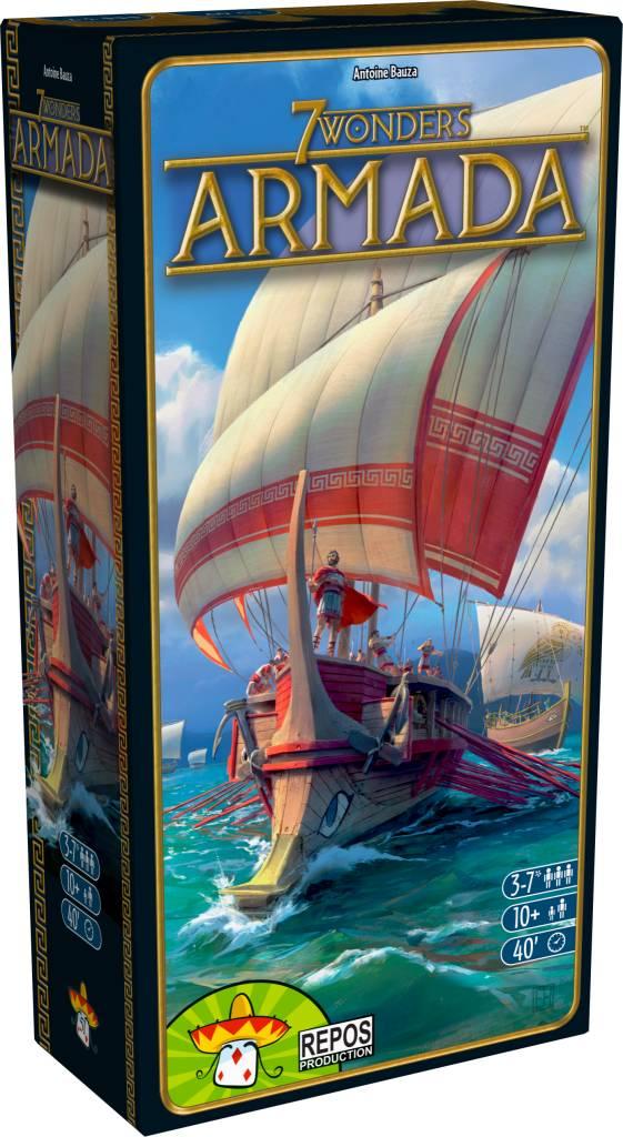 7 Wonders Armada FR