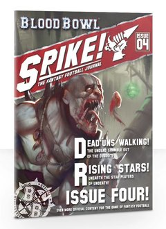 Spike! Fantasy Football Journal issue 4 (8 Décembre)