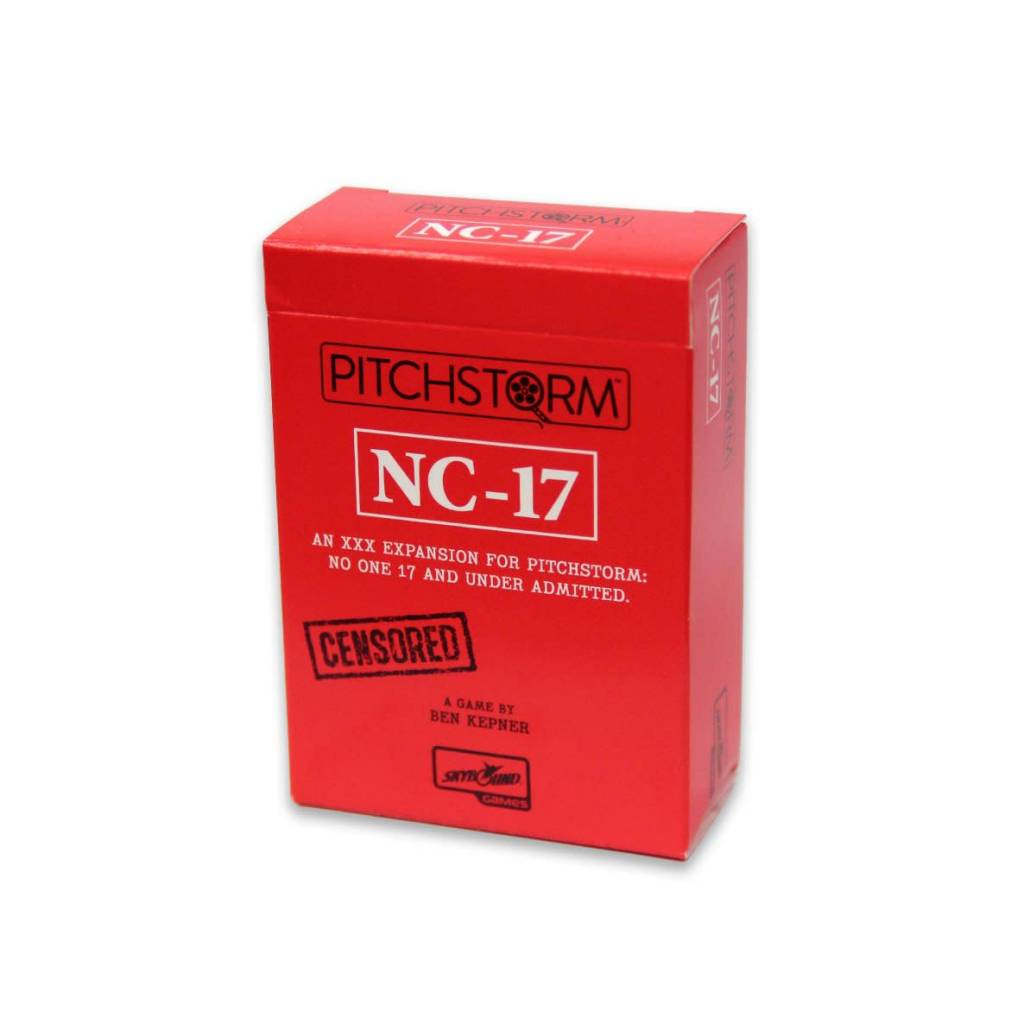 Pitchstorm NC-17 Expansion