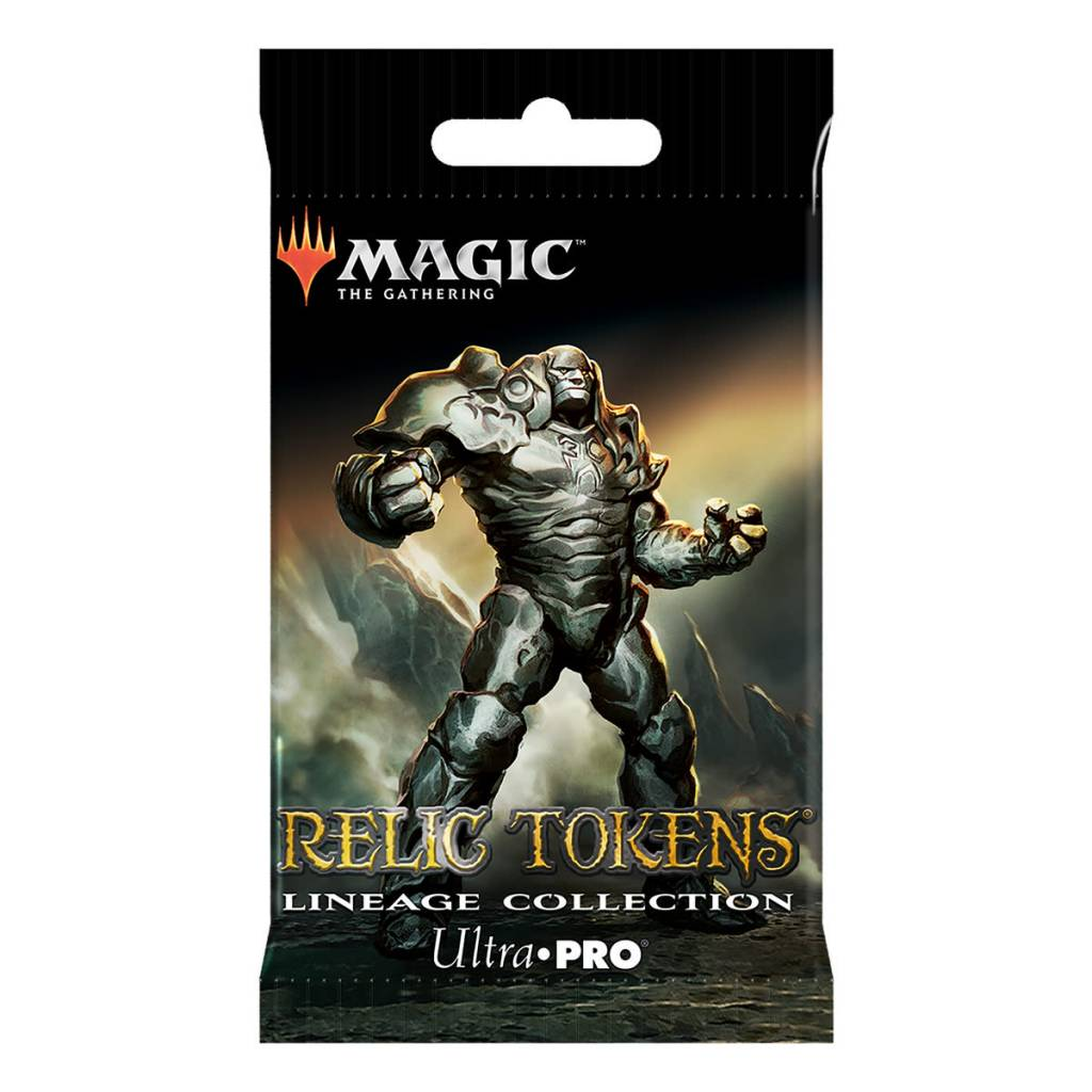 MTG Relic Tokens Lineage Collection Pack