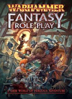 Warhammer Fantasy Roleplay 4th Ed. Rulebook