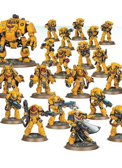 Imperial Fists Supremacy Force (sold out online)