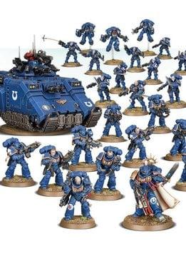 Space Marines Primaris Interdiction Force Battleforce