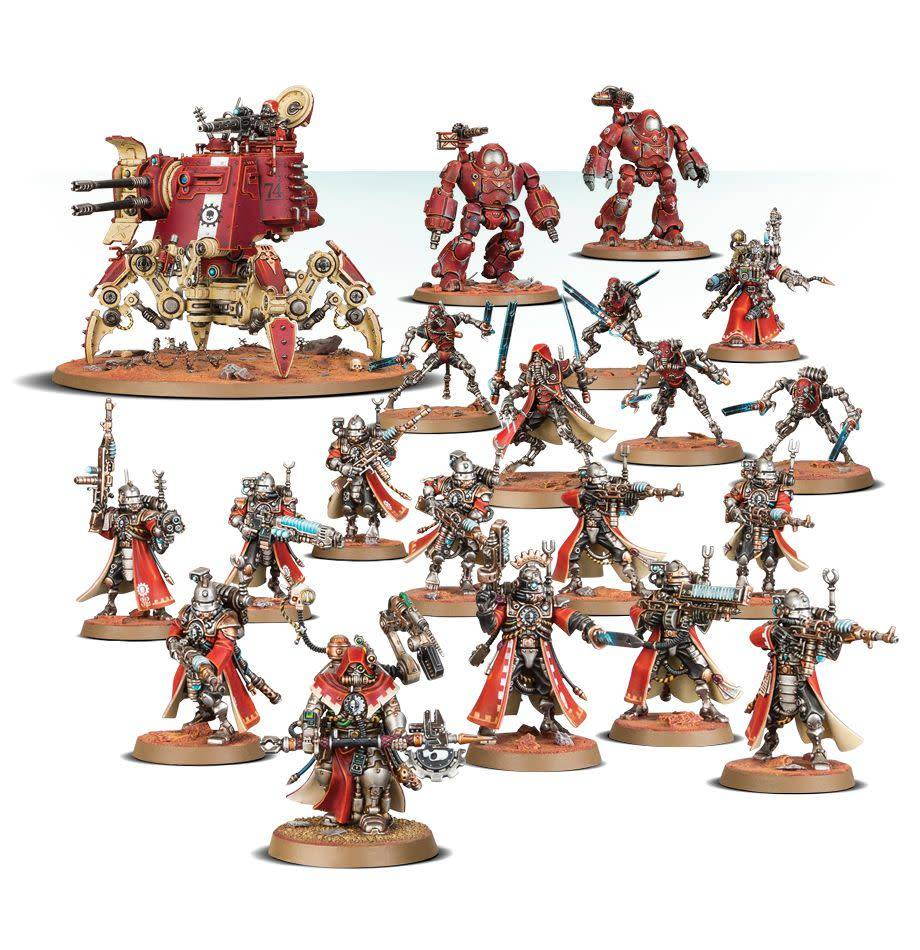 Adeptus Mechanicus Fist of the Omnissiah