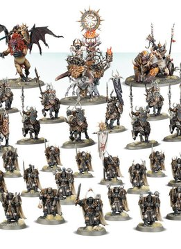 Slaves to Darkness Godsworn Warband Battleforce