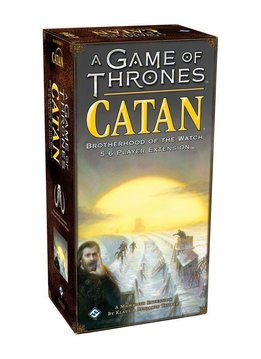 A Game of Thrones Catan - 5-6 Player Extension