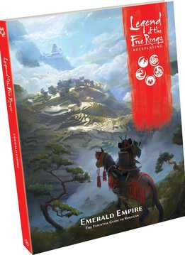 Legend of the Five Rings Roleplaying Game: Emerald Empire