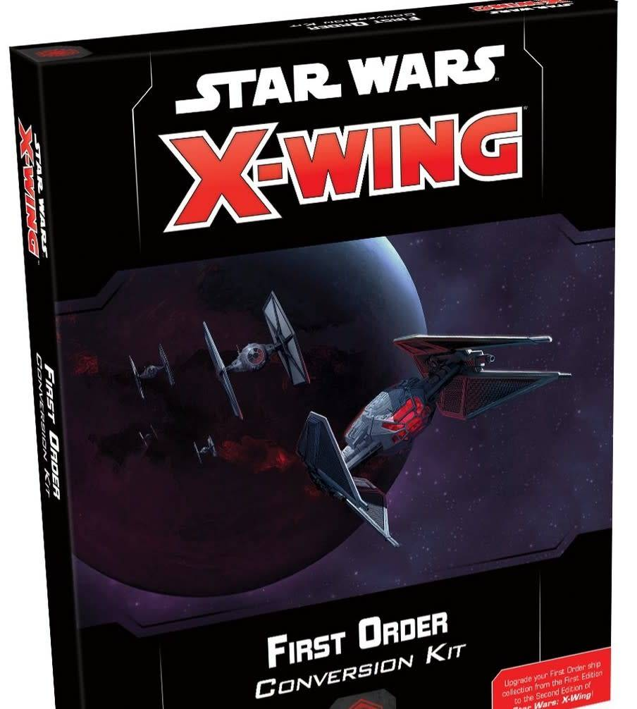 X-Wing 2.0 - First Order Conversion Kit