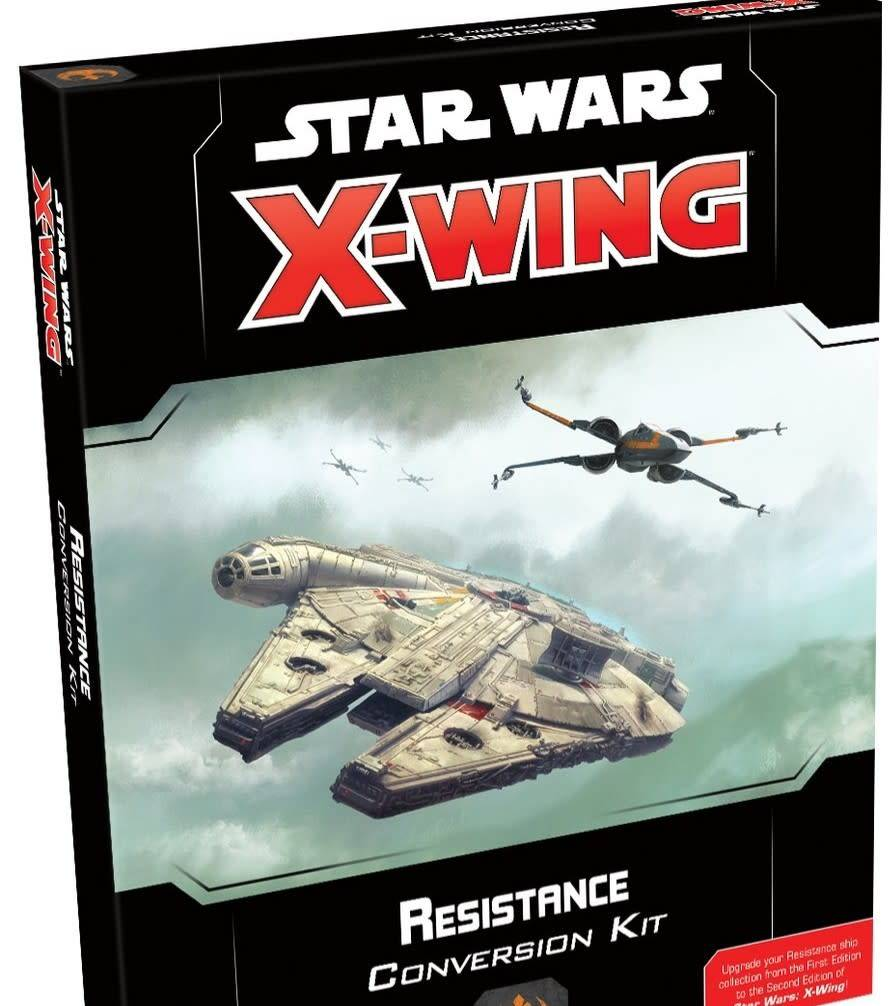X-Wing 2.0 - Resistance Conversion Kit