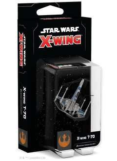 X-Wing 2E: T-70 X-Wing Exp. Pack