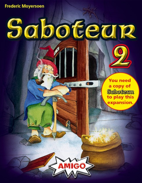Saboteur 2 Expansion EN
