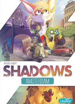 Shadows: Amsterdam (ML)