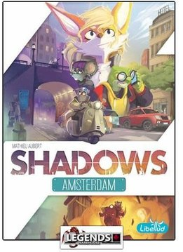 Shadows of Amsterdam Promo