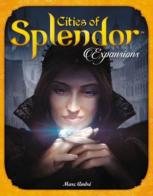 Splendor - Cities Of Splendor Exp. (ML)