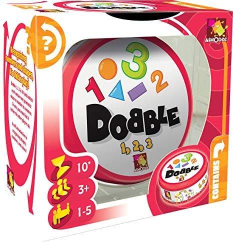 Spot it! Dobble 123
