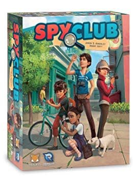 Spy Club FR
