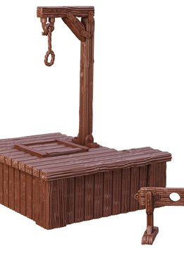 Terrain Crate - Gallows and Stocks