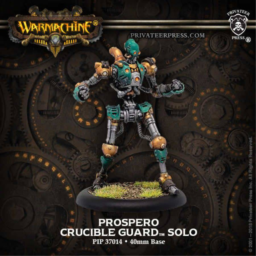Crucible Guard: Prospero - Solo Blister