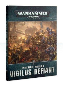 Warhammer 40K Vigilus Campaign (FR)
