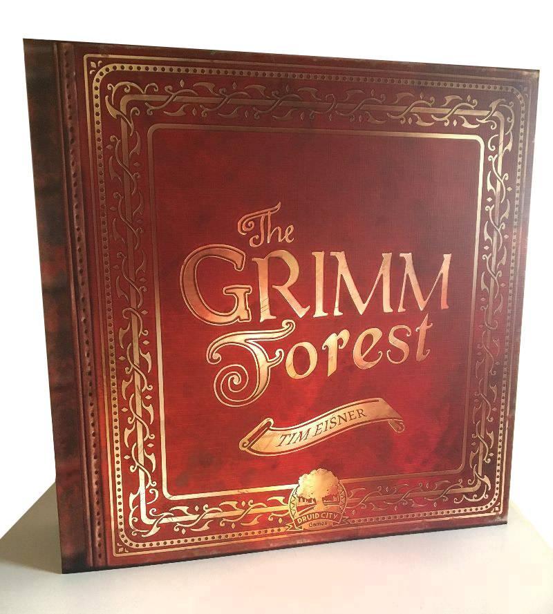 Grimm Forest Kickstarter Edition