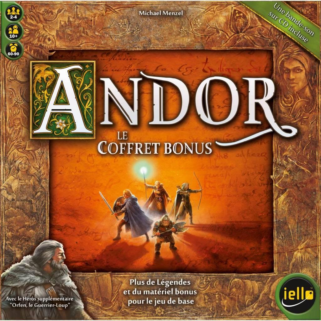 Andor Coffret Bonus (FR)