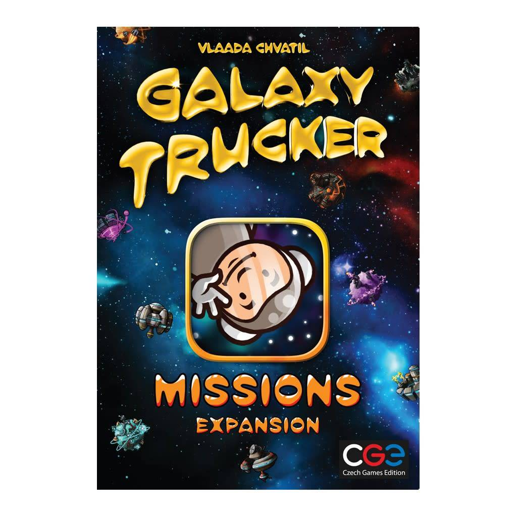 Galaxy Trucker: Missions Expansion FR